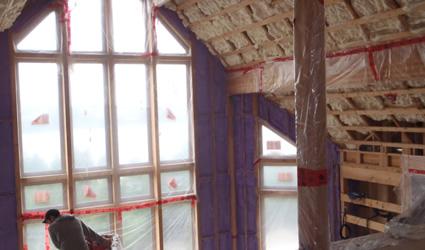 Soundproofing Ecofoam Insulation Newfoundland Spray Foam